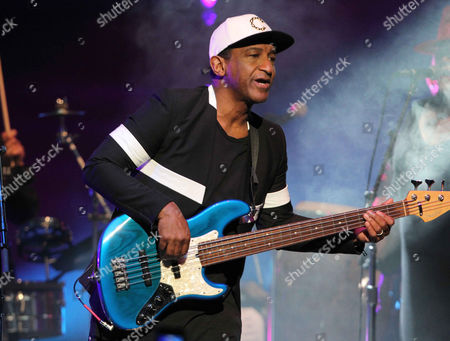 Mikey Craig with Culture Club performs at the Fox Theatre, in Atlanta