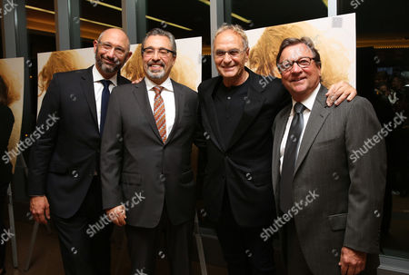 """Editorial picture of Focus Features """"The Young Messiah"""" Screening, Los Angeles, USA"""