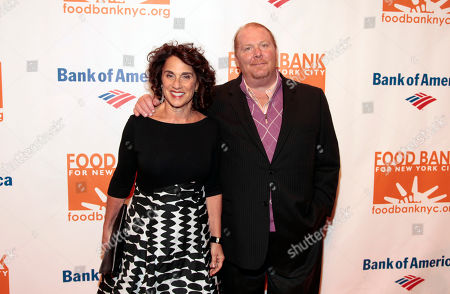 Editorial picture of Food Bank of NYC Can Do Awards Benefit Gala, New York, USA
