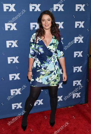 """Actress Kether Donahue attends FX Networks upfront premiere of """"The People v. O.J. Simpson: American Crime Story"""" at the AMC Empire 25, in New York"""
