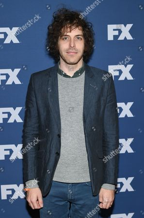 """Executive producer Jonathan Krisel attends FX Networks upfront premiere of """"The People v. O.J. Simpson: American Crime Story"""" at the AMC Empire 25, in New York"""