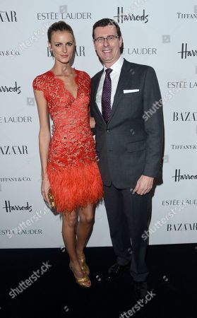 Editorial image of Harper's Bazaar Woman of the Year Awards 2012, London, United Kingdom