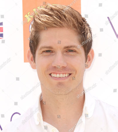 Jake Whetter arrive at the 6th Annual Kidstock Music and Arts Festival on in Los Angeles
