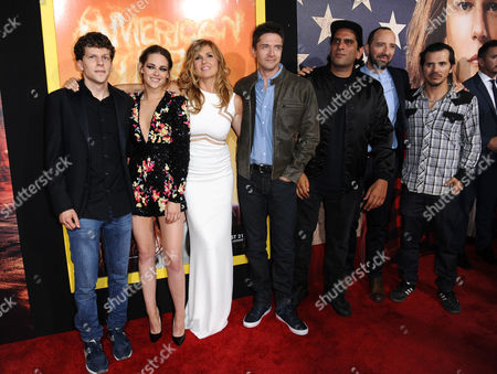 """Editorial image of LA Premiere of """"American Ultra"""" - Red Carpet, Los Angeles, USA"""