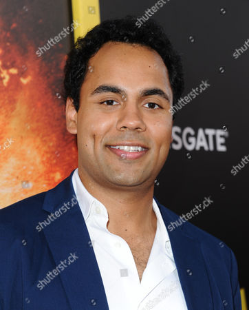 """Raj Brinder Singh arrives at the Los Angeles premiere of """"American Ultra"""" at the Ace Hotel on"""