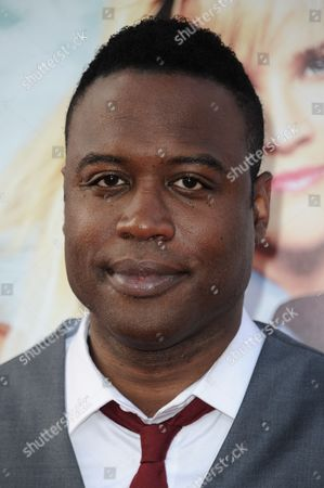 """Kevin Daniels arrives at the LA Premiere Of """"Hot Pursuit"""" held at the TCL Chinese Theatre, in Los Angeles"""