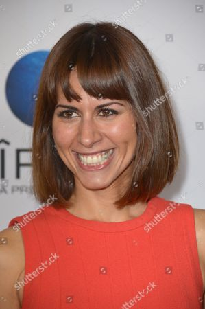 """Stock Image of Sabina Akhmedova arrives at the premiere of """"Machete Kills"""" at Regal Cinemas L.A. Live on in Los Angeles"""