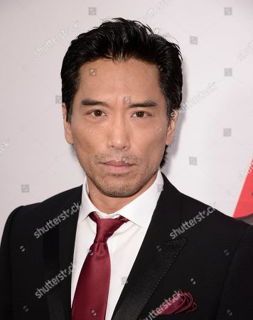 Actor Peter Shinkoda attends the premiere of the Netflix original series 'Marvel's Daredevil' in Los Angeles on