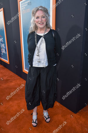 """Veronica Cartwright arrives at LA Premiere Of """"Me And Earl and The Dying Girl"""" Red Carpet at Harmony Gold Theater, in Los Angeles"""