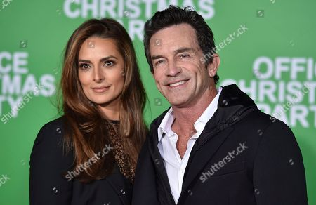"""Editorial photo of LA Premiere of """"Office Christmas Party"""" - Arrivals, Los Angeles, USA"""