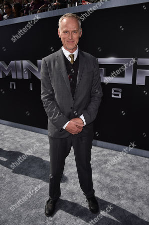 "Alan Taylor arrives at the LA Premiere of ""Terminator Genisys"" at Dolby Theater on in Los Angeles"