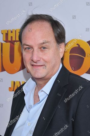 """Editorial picture of LA Premiere of """"The Nut Job"""", Los Angeles, USA"""