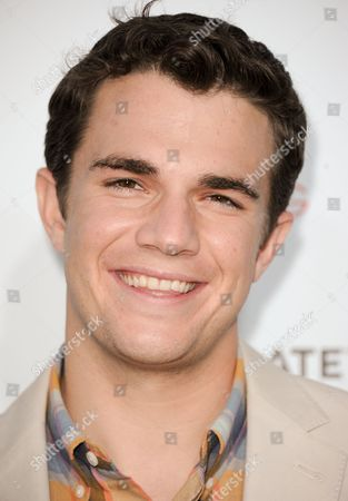 """Stock Photo of Nick Kocher arrives at the LA premiere of """"Much Ado About Nothing"""" on in Los Angeles"""