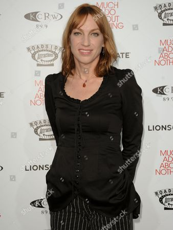 """Stock Image of Kai Cole arrives at the LA premiere of """"Much Ado About Nothing"""" on in Los Angeles"""