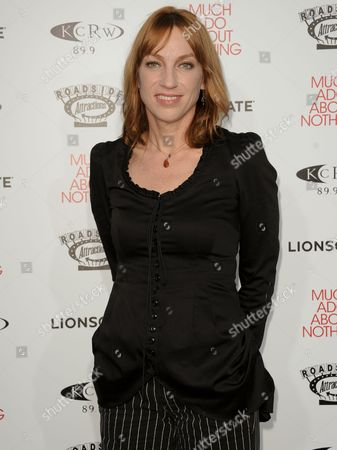"""Kai Cole arrives at the LA premiere of """"Much Ado About Nothing"""" on in Los Angeles"""