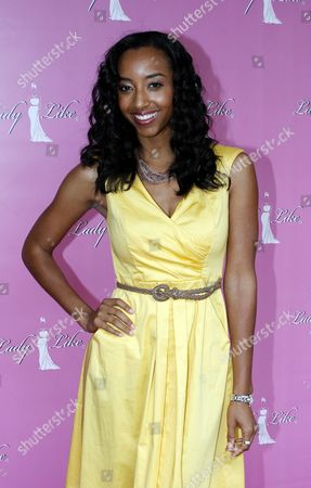 Single Mom Planet founder Neferteri Shepherd attends Lady Like Foundation 5TH Annual Women of Excellence Awards on at Luxe Sunset Boulevard Hotel in Los Angeles, California