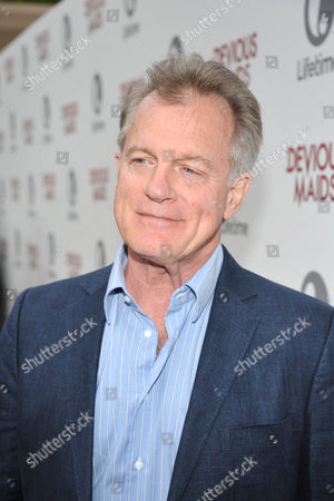 Stephen Collins arrives at Lifetime's Devious Maids Premiere Party, on in Pacific Palisades, Calif