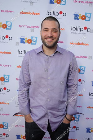 "Zoran Korach seen at Lollipop Theater Network's ""A Night Under the Stars"" at Nickelodeon Animation Studios, in Burbank, CA"