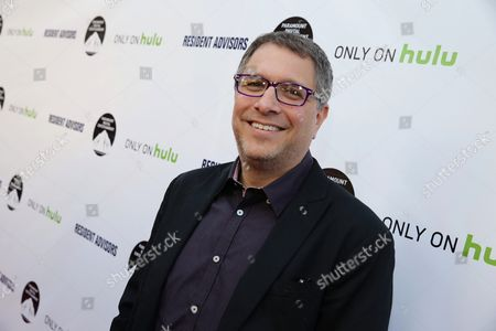 """Director Ira Ungerleider seen at the Los Angeles premiere of Hulu and Paramount Digital Entertainment's """"Resident Advisors"""" at Paramount Studios, in Hollywood, CA"""