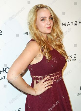 Stevie Lynn Jones seen at the Marie Claire Fresh Faces Party, on in West Hollywood, California