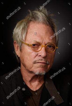 Filmmaker Michael Lindsay-Hogg poses for a portrait, in Los Angeles