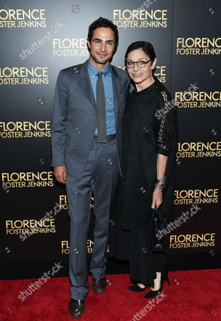 """Editorial photo of NY Premiere of """"Florence Foster Jenkins"""", New York, USA"""