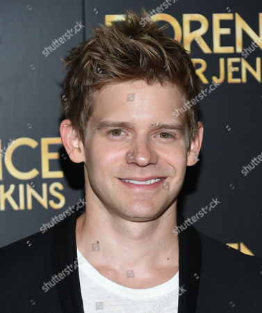 """Andrew Keenan-Bolger attends the premiere of """"Florence Foster Jenkins"""" at AMC Loews Lincoln Square, in New York"""