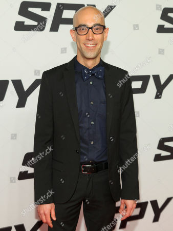 """Stock Picture of Mitch Silpa attends the premiere of """"Spy"""" at AMC Loews Lincoln Square, in New York"""