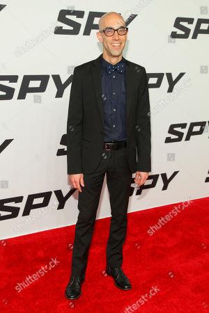 "Editorial photo of NY Premiere Of ""Spy"", New York, USA"