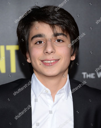 "Dario Barosso attends the ""St. Vincent"" premiere at the Ziegfeld Theatre, in New York"