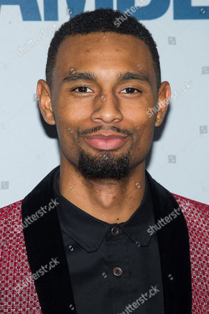 """Stock Photo of Anthony Kelley attends """"The Gambler"""" premiere on Wednsday, in New York"""
