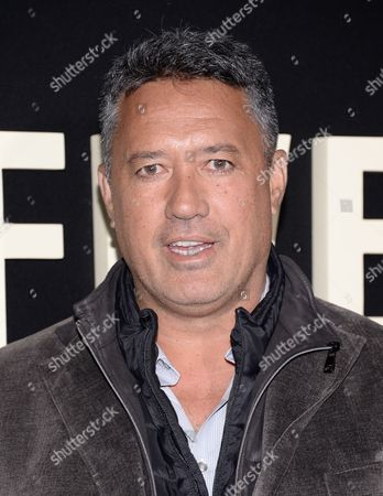 """Ron Darling attends the premiere of """"Top Five"""" at the Ziegfeld Theatre, in New York"""