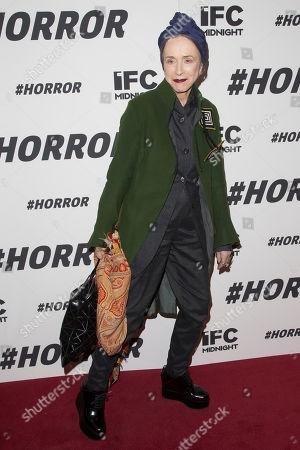 """Editorial photo of NY Special Screening of """"#Horror"""", New York, USA"""