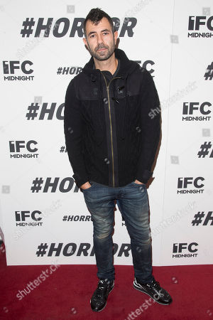 """Jeremy Kost attends a special screening of """"#Horror"""" at The Museum of Modern Art, in New York"""