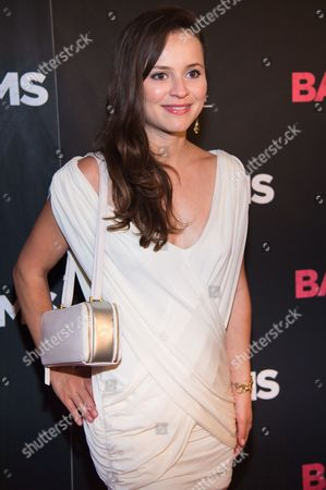 """Figure skater Sasha Cohen attends a special screening of """"Bad Moms"""" at Metrograph, in New York"""