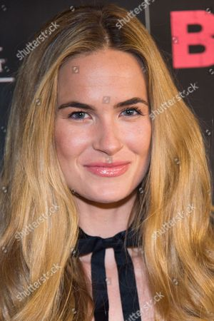 """Alice Callahan attends a special screening of """"Bad Moms"""" at Metrograph, in New York"""