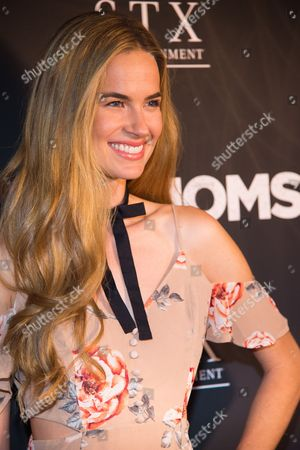 """Stock Photo of Alice Callahan attends a special screening of """"Bad Moms"""" at Metrograph, in New York"""