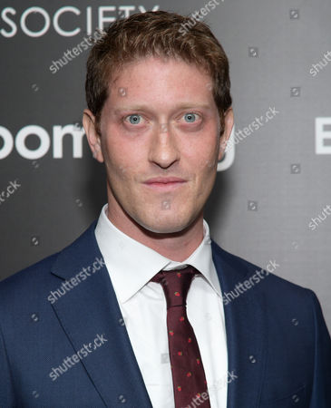 "Samuel Roukin attends a special screening of ""Equity"", hosted by The Cinema Society and Bloomberg, at the Museum of Modern Art, in New York"