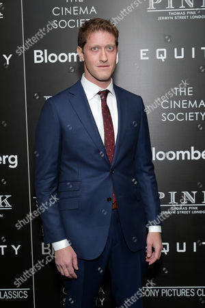 "Editorial picture of NY Special Screening of ""Equity"", New York, USA"
