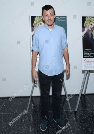 """Keith Poulson attends the special screening of """"Queen of Earth"""" at The Museum of Modern Art, in New York"""