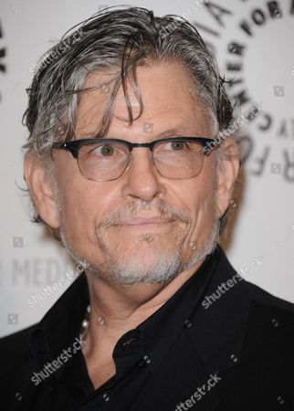 """Stock Photo of Jeff Kober arrives at the PaleyFest Previews Fall TV's Fall Flashback Reflection's: """"China Beach"""" 25 Years Later at The Paley Center for Media on in Beverly Hills, Calif"""