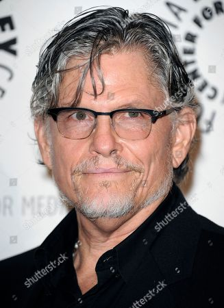 """Stock Image of Jeff Kober arrives at the PaleyFest Previews Fall TV's Fall Flashback Reflection's: """"China Beach"""" 25 Years Later at The Paley Center for Media on in Beverly Hills, Calif"""