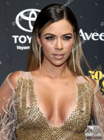 "Ximena Duque attends the People en Espanol's ""50 Most Beautiful"" Issue Party at Espace, in New York"