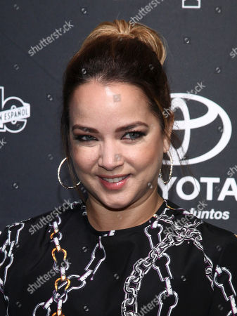 """Adamari Lopez attends the People en Espanol's """"50 Most Beautiful"""" Issue Party at Espace, in New York"""