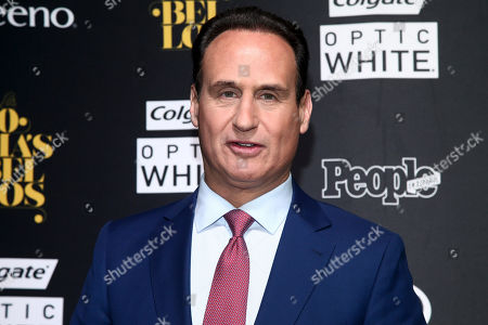 """Jose Diaz-Balart attends the People en Espanol's """"50 Most Beautiful"""" Issue Party at Espace, in New York"""