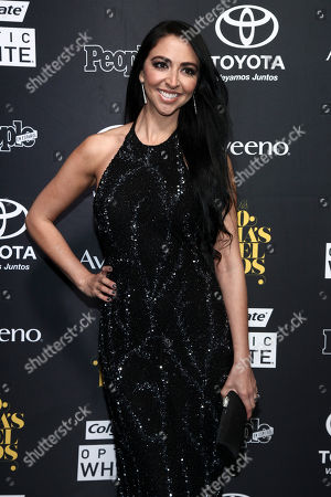 """Kika Rocha attends the People en Espanol's """"50 Most Beautiful"""" Issue Party at Espace, in New York"""