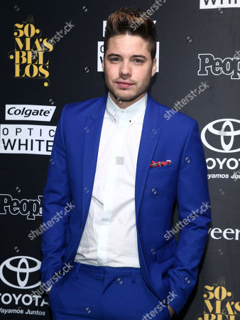 """William Valdes attends the People en Espanol's """"50 Most Beautiful"""" Issue Party at Espace, in New York"""