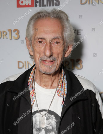 Larry Hankin attends the premiere of Lionsgate and CNN Films' 'Dinosaur 13' at the DGA Theater on in Los Angeles