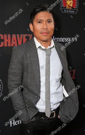 "Editorial picture of Premiere of Pantelion Films' ""Cesar Chavez"" Red Carpet, Los Angeles, USA"