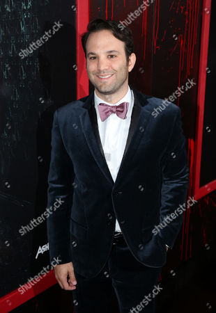 "Stock Image of Executive producer Craig DiGregorio attends the premiere of STARZ' ""Ash vs. Evil Dead"" at the TCL Chinese Theater, in Los Angeles"